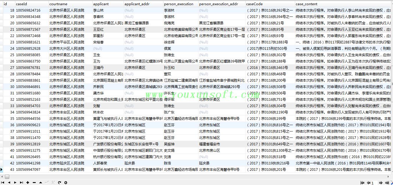 北京法院网裁判文书查询