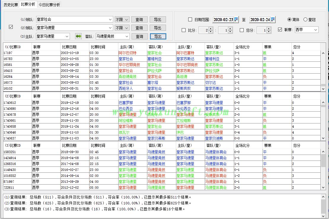 球探网足球比分抓取采集分析V41_9