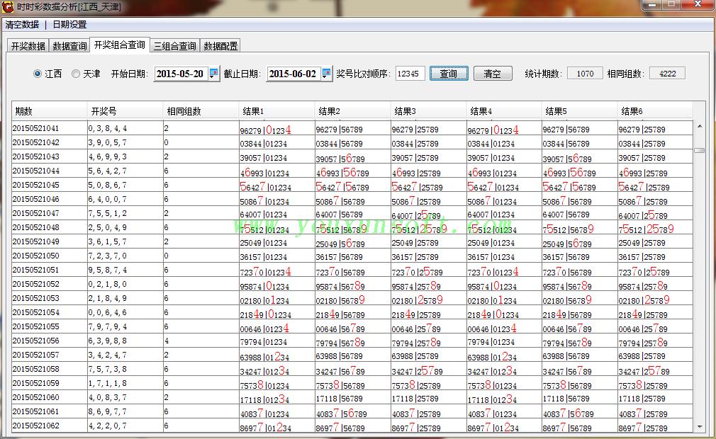 江西_天津时时彩数据分析器-5