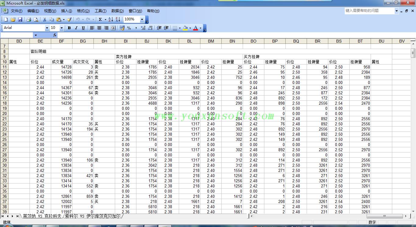必发超级指数系统数据[回查-成交明细-监控]V3-17