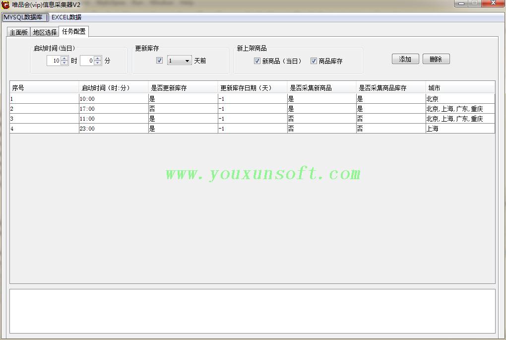 唯品会(vip)商品库存信息采集器V2-2
